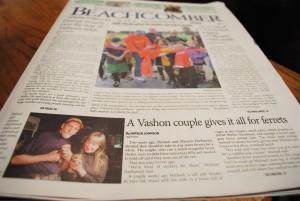 News Story – Beachcomber